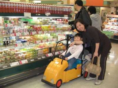 child_driveable_shopping_cart